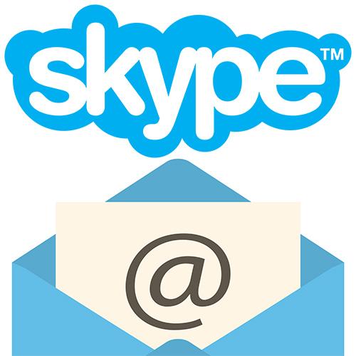 Flirten per skype